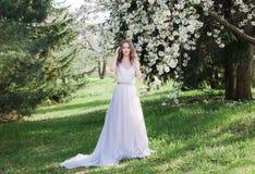 Jeune mariée moderne E photos stock