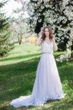 Jeune mariée moderne E photo stock
