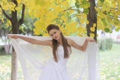 Jeune mariée vilaine Images libres de droits