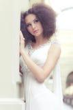 Jeune mariée Photo stock