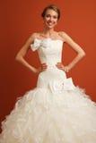 Jeune mariée classique Images libres de droits