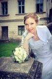 Jeune mariée de femme Images libres de droits