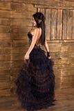Jeune modèle de brunete Photo stock