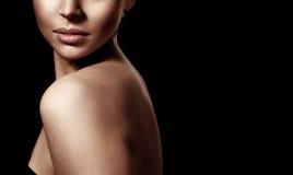 Jeune modèle de mode frais et beau Photos stock