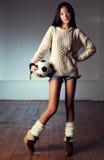 Jeune mode japonaise de femme photo stock