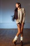 Jeune mode japonaise de femme images stock