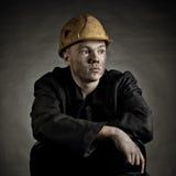 Jeune ouvrier Photographie stock libre de droits
