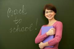 Jeune professeur Image stock