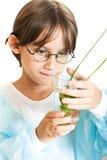 Jeune scientifique images libres de droits