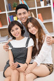 Jeune société Image stock