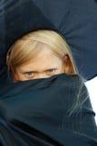 Jeune sorcière Images libres de droits