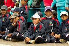 Jeunes étudiants Photo libre de droits