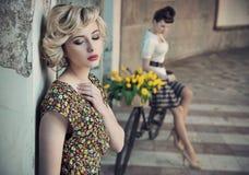 jeunes beautés Photographie stock libre de droits