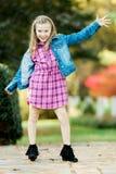 jeunes caucasiens de fille photographie stock