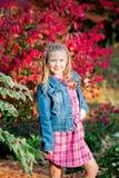 jeunes caucasiens de fille photos stock