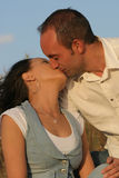 Jeunes couples 5 Image stock