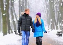 Jeunes couples adultes photographie stock libre de droits