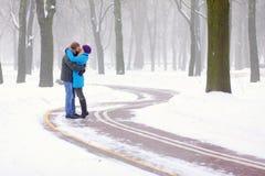 Jeunes couples adultes photo libre de droits