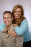 Jeunes couples (orientation molle) Images stock