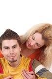jeunes d'amour de couples photos stock