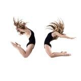 Jeunes danseurs #2 BB133666 Photo stock