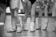 Jeunes danseurs classiques Images libres de droits