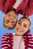 jeunes de couples photos libres de droits