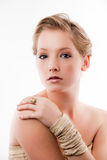 jeunes de femme Image stock