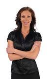 jeunes de femme d'affaires photos stock