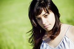 jeunes de femme de verticale Image stock