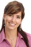jeunes de sourire de femme photos stock