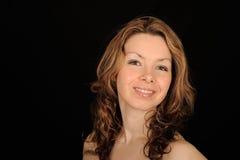 jeunes de sourire de femme photo stock