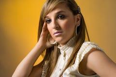 Jeunes femmes élégantes Photo stock