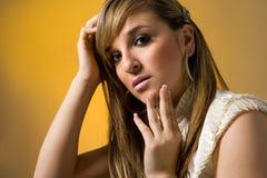 Jeunes femmes élégantes Photos stock