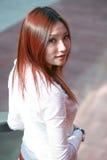 Jeunes femmes asiatiques d'affaires image libre de droits