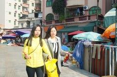 Jeunes femmes chinoises Photo stock