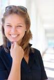 Jeunes femmes de sourire Photo stock