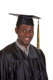 jeunes heureux d'homme de graduation Photo stock
