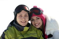 jeunes heureux de couples photos stock