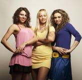 Jeunes modèles de mode Photos libres de droits