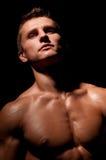 jeunes modèles mâles de verticale photographie stock