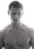 jeunes modèles mâles de verticale images libres de droits