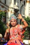 Jeunes passionnés de Bhim d'Indien. Photo libre de droits