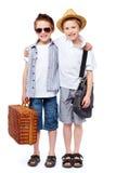 Jeunes pique-niqueurs Photo libre de droits