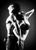 jeunes sexy de couples Images stock