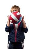 Jeunes sportifs Photo libre de droits