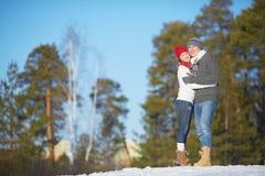 Jeunes valentines photo libre de droits