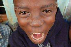 Jeunesse à Nairobi, Kenya Photos libres de droits