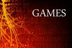 Jeux Images libres de droits
