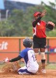 Jeux Asiatiques du sud-est à Palembang Photographie stock libre de droits